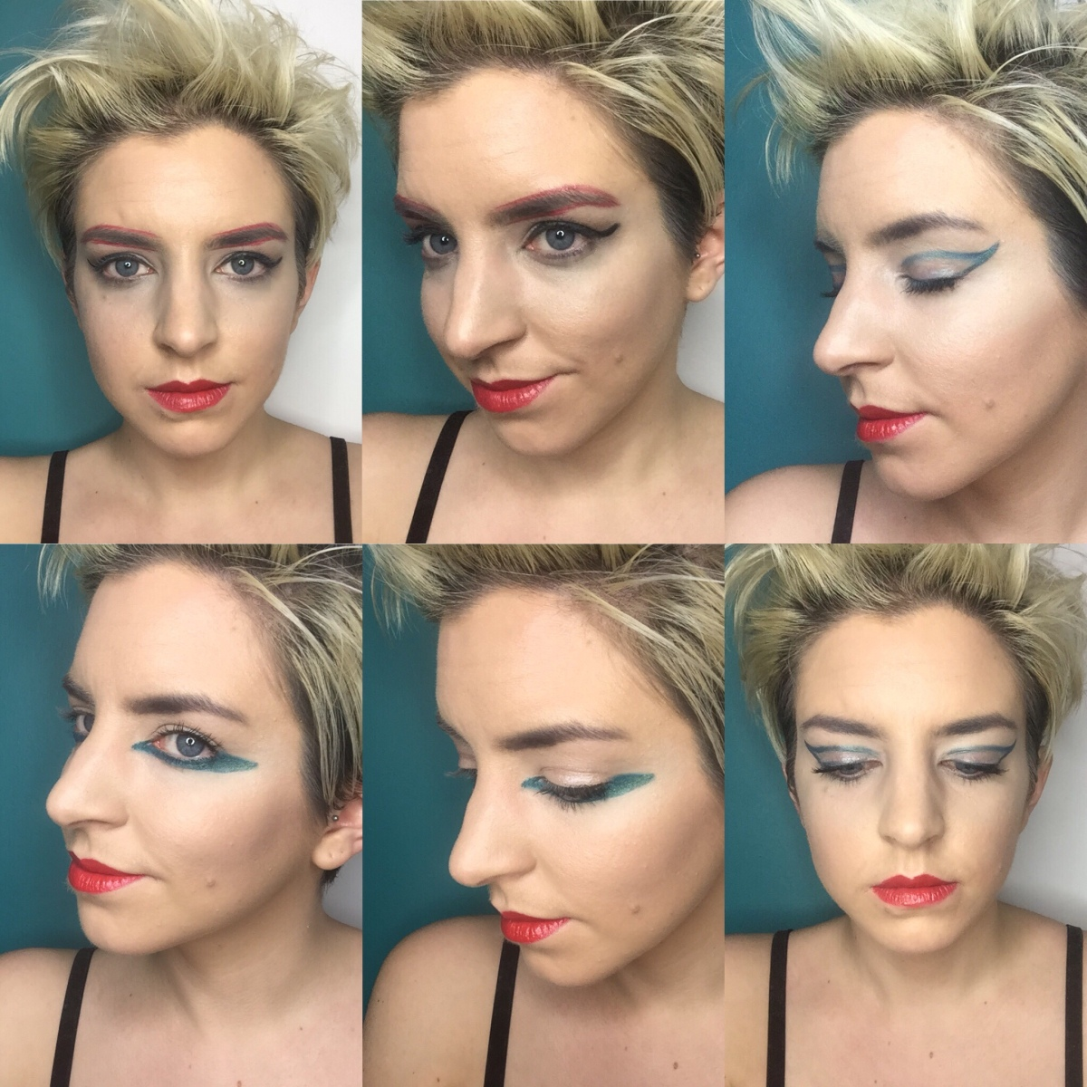 Style: Pinterest make up part 2